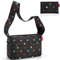 Сумка складная Mini maxi citybag dots, Reisenthel