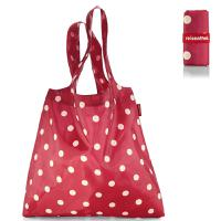 Сумка складная Mini maxi shopper ruby dots, Reisenthel