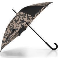 Зонт-трость Umbrella baroque taupe, Reisenthel