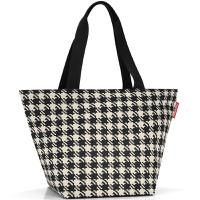 Сумка Shopper M fifties black, Reisenthel